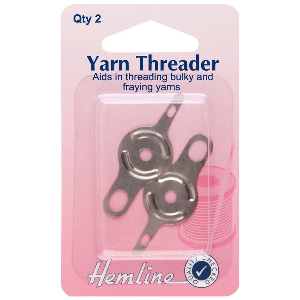 Needle Threader: Yarn