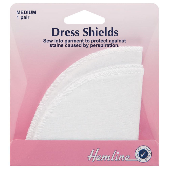 Dress Shields: Full Sleeve - Medium