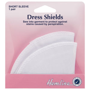 Dress Shields: Short Sleeve - Medium