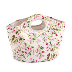 Classic Collection: Handheld Tote Bag: Apple Blossom Festival