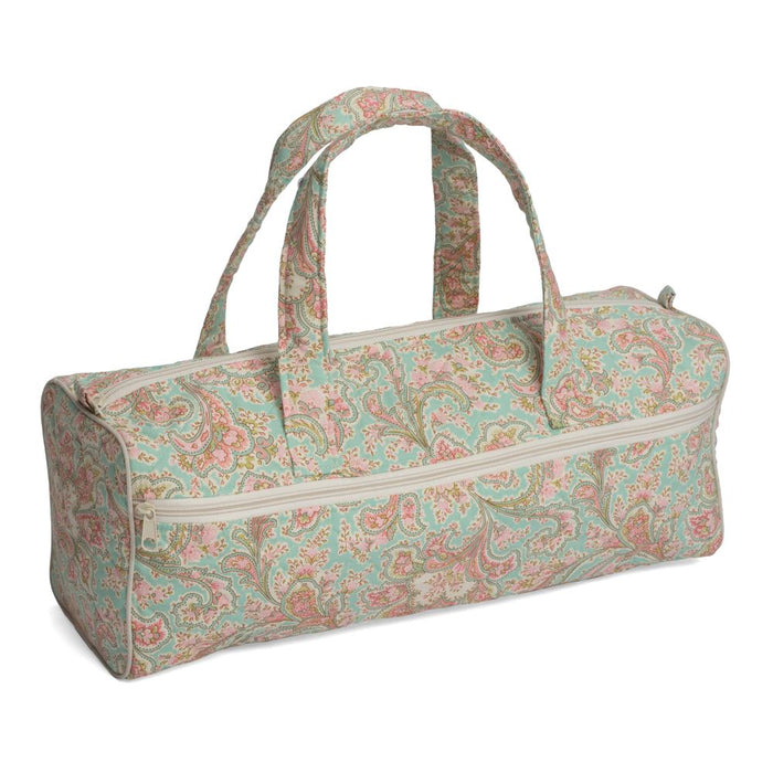 Classic Collection: Knitting Bag: Paisley