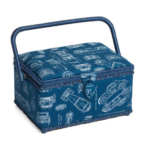 Classic Collection: Sewing Box (M): Automotive