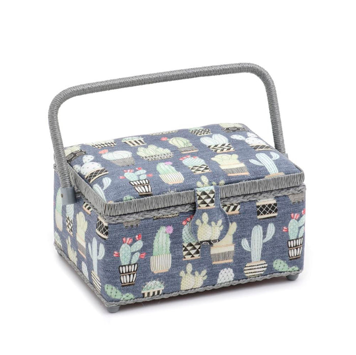 Classic Collection: Sewing Box (M): Cactus Hoedown
