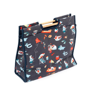 Classic Collection: Sewing Bag: Pug