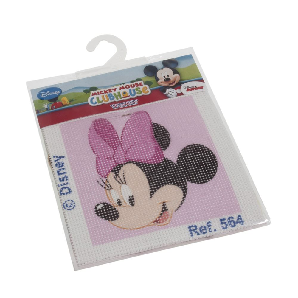 Cross Stitch Kit: Disney: Minnie Mouse