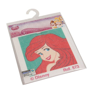 Cross Stitch Kits: Disney: Ariel from the Little Mermaid
