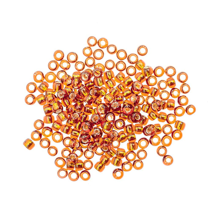 Knit/Crochet Beads Size 6/0: Brilliant Bronze