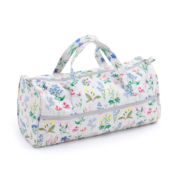 Groves Excl. Print Collection: Knitting Bag: Spring Garden