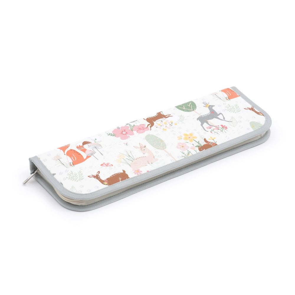 Groves Excl. Print Collection: Knitting Pin Case: Woodland
