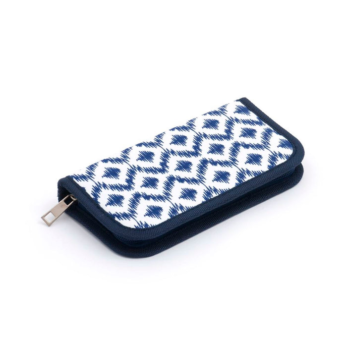 Groves Excl. Print Collection: Crochet Hook Case: Scribble Diamond