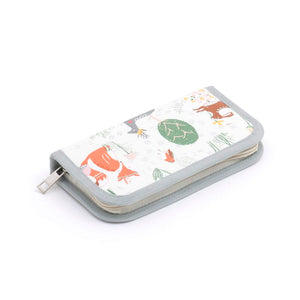 Groves Excl. Print Collection: Crochet Hook Case: Woodland