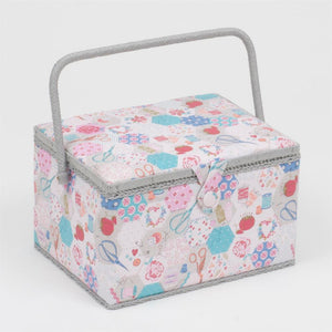 Groves Excl. Print Collection: Sewing Box: (L): Notions