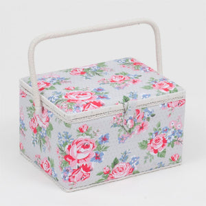 Groves Excl. Print Collection: Sewing Box: (L): Rose