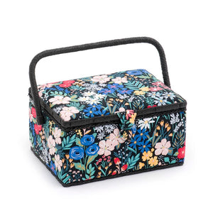 Groves Excl. Print Collection: Sewing Box (M): Rectangle: Summertime