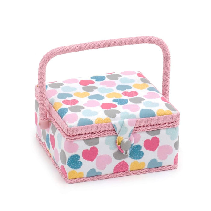 Groves Excl. Print Collection: Sewing Box (S): Square: Love