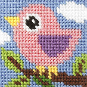 Embroidery Kit: Bird