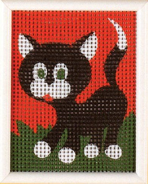 Tapestry Kit: Kitten