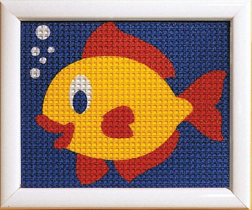 Tapestry Kit: Fish
