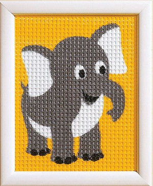 Tapestry Kit: Elephant