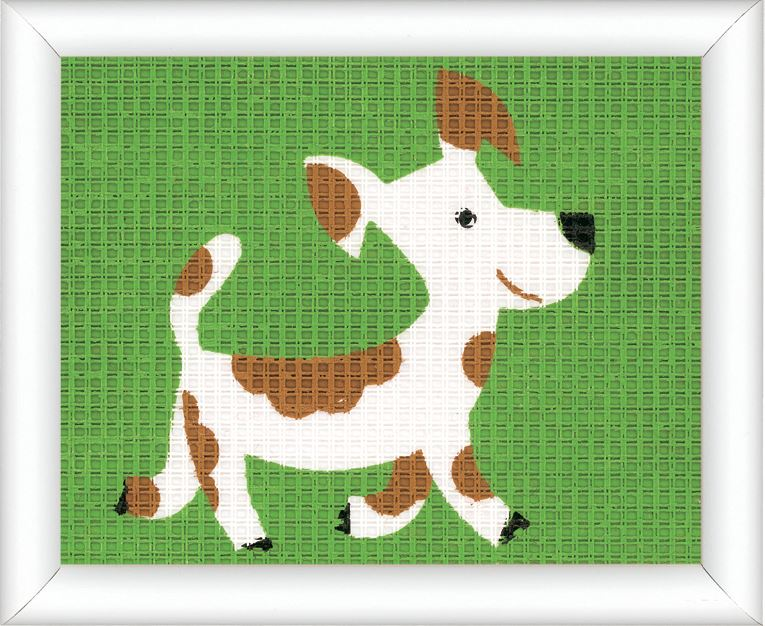 Tapestry Kit: Dog