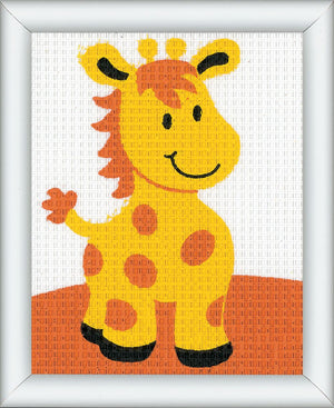 Tapestry Kit: Giraffe