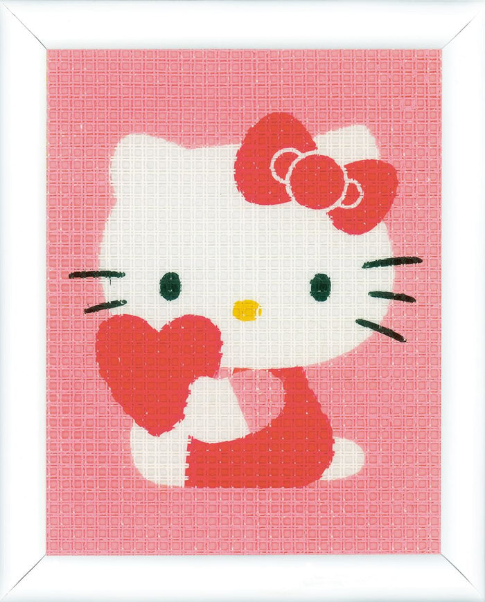 Tapestry Kit: Hello Kitty: With Heart