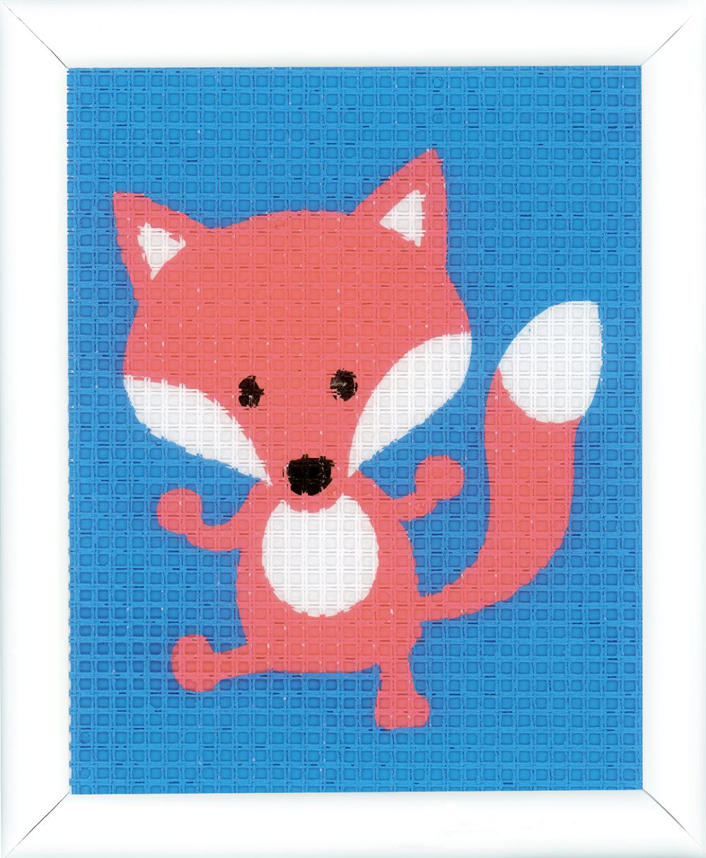 Tapestry Kit: Little Fox