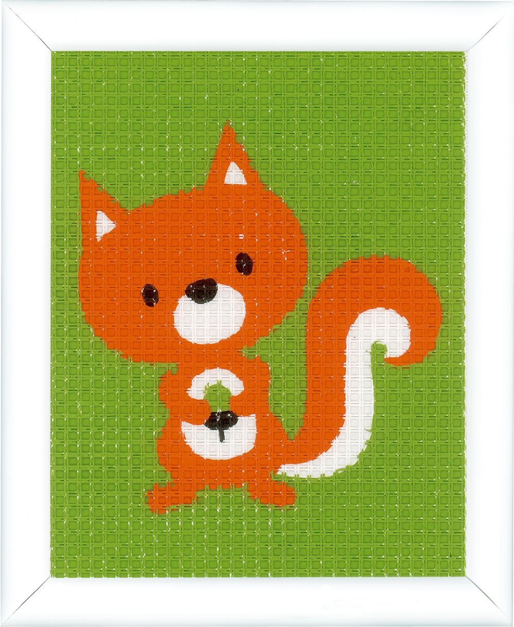 Tapestry Kit: Little Squirrel