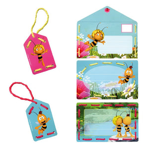 Embroidery Kit: Invite Cards: Disney: Maya: Set of 5