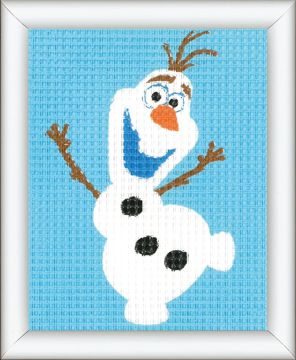 Tapestry Kit: Disney: Frozen Olaf