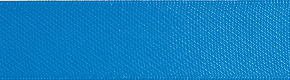 Double-Face Satin: 5m x 3mm: Light Blue