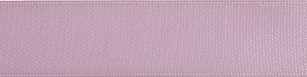 Double-Face Satin: 5m x 3mm: Lilac