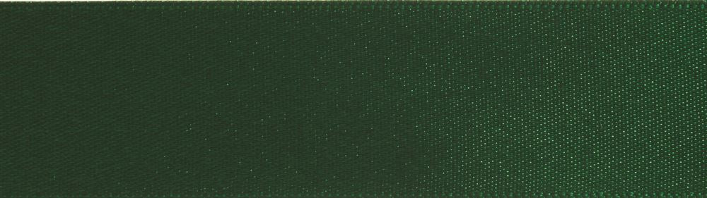 Double-Face Satin: 5m x 3mm: Kelly Green