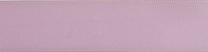 Double-Face Satin: 5m x 12mm: Lilac