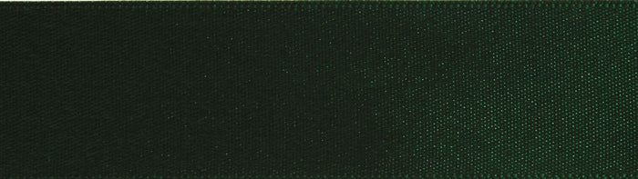Double-Face Satin: 5m x 24mm: Green