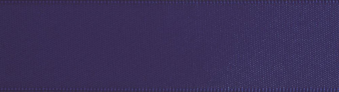 Double-Face Satin: 5m x 24mm: Royal Blue