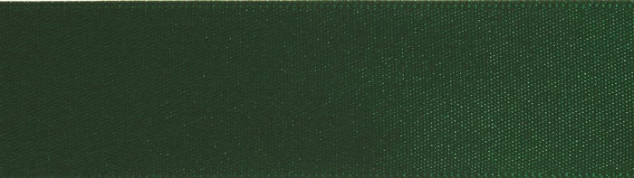 Double-Face Satin: 5m x 36mm: Kelly Green