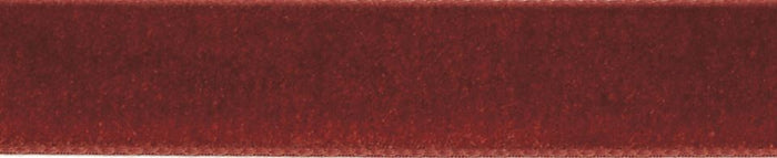 Velvet: 5m x 22mm: Havanne