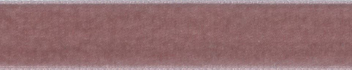 Velvet: 5m x 36mm: Colonial Rose