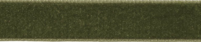 Velvet: 5m x 36mm: Loden Green