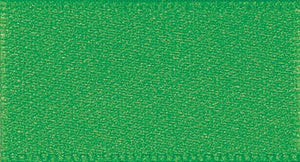 Double Faced Satin: 20m x 5mm: Emerald
