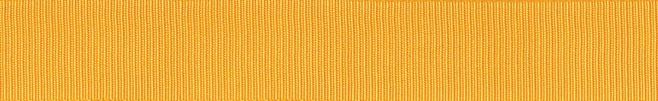 Grosgrain: 20m x 10mm: Yellow