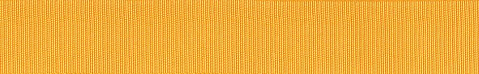Grosgrain: 20m x 6mm: Yellow