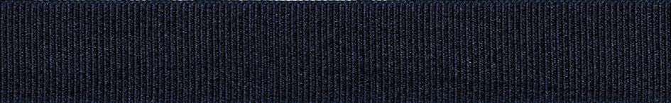 Grosgrain: 20m x 6mm: Dark Navy