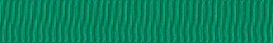 Grosgrain: 20m x 6mm: Emerald