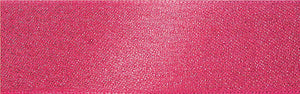 Glitter Satin: 20m x 10mm: Shocking Pink