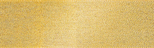 Glitter Satin: 20m x 15mm: Honey Gold