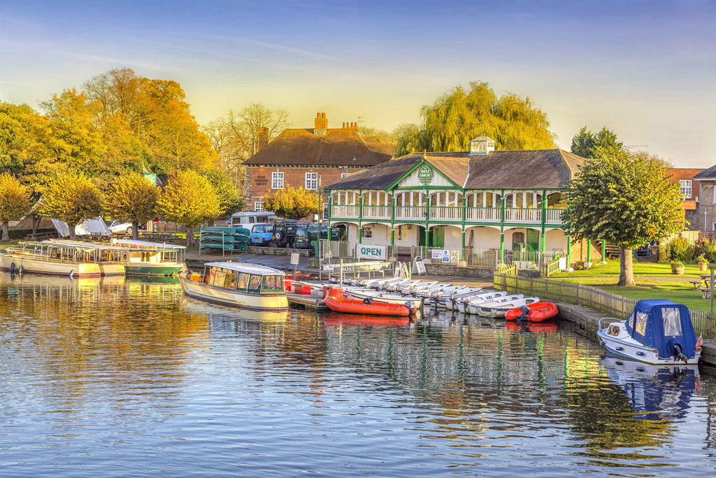 The Boathouse Stratford upon Avon