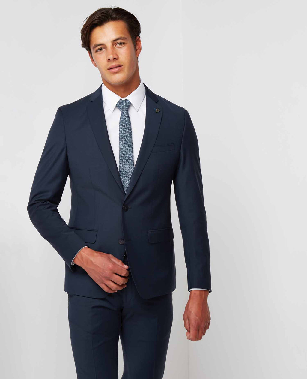 Navy Extra Slim Two-Piece suit