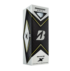 Bridgestone Tour B X Golf Balls - New 2020